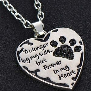 🐾 New Loss of Pet Memorial Necklace